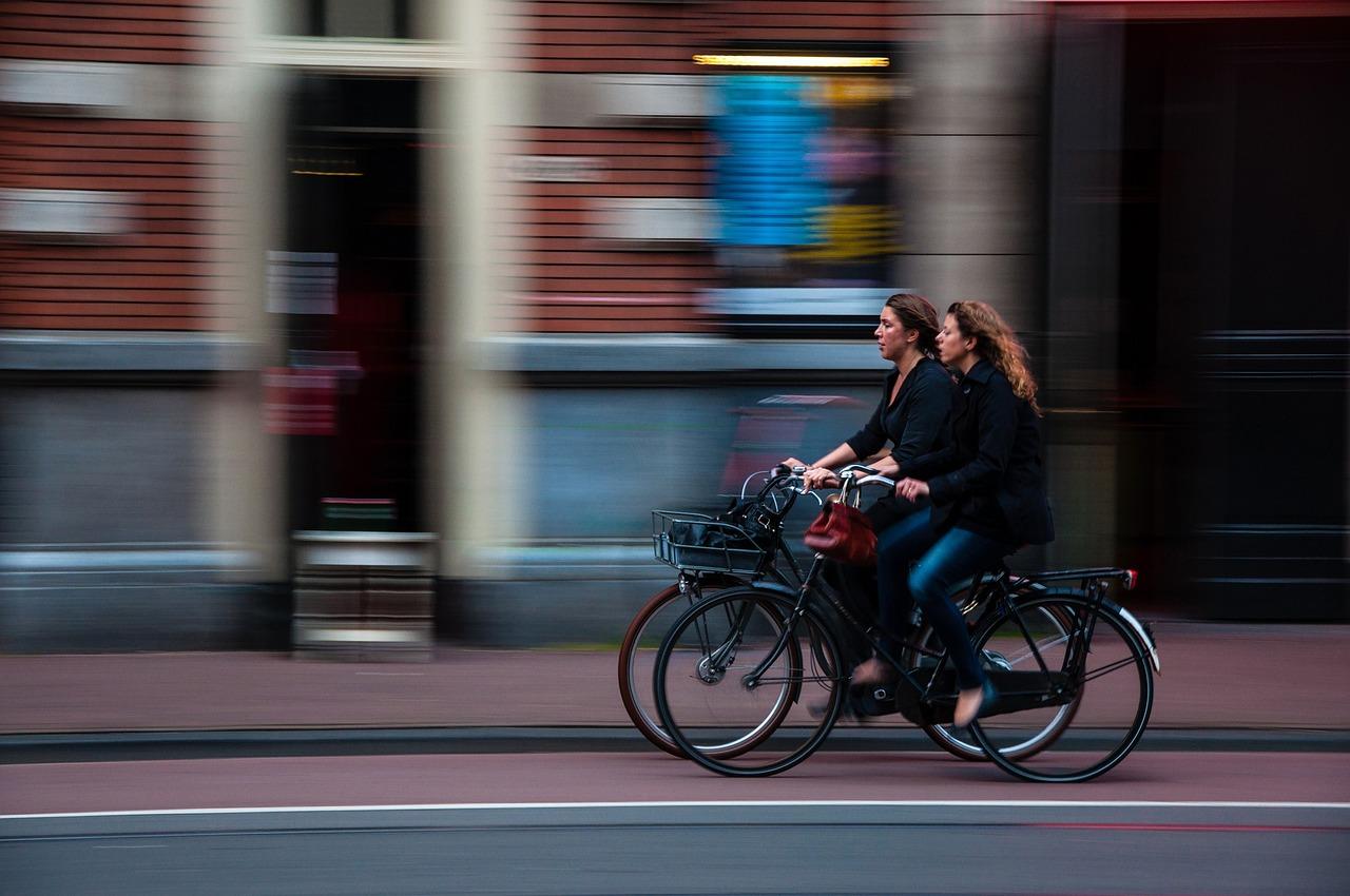 O przewożeniu roweru samochodem